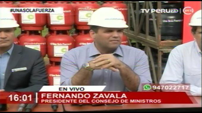 Zavala: Trabajando juntos podemos atender mejor a los damnificados