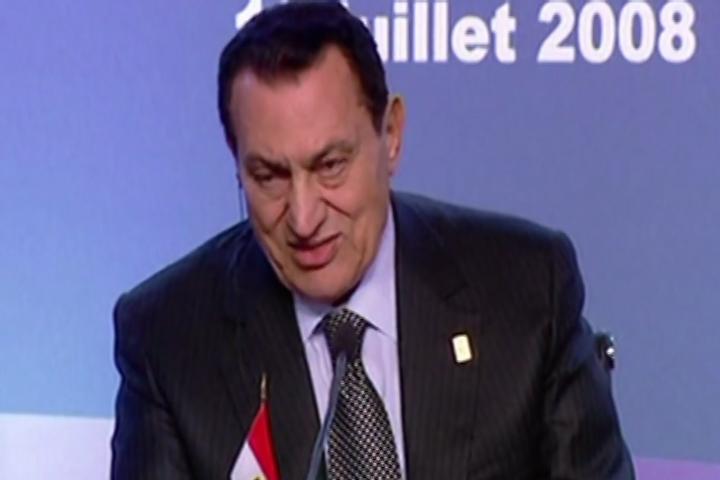 El expresidente egipcio Hosni Mubarak queda en libertad