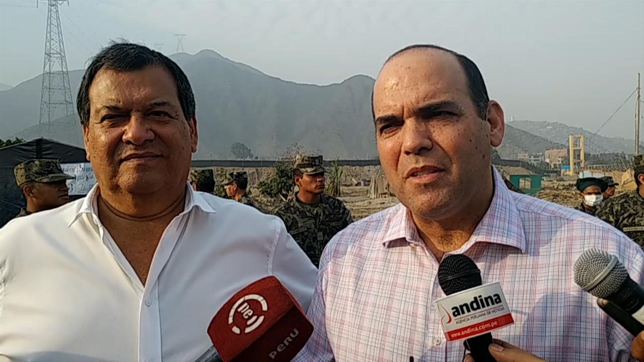 PCM será reforzada para liderar proceso de reconstrucción, anuncia Zavala