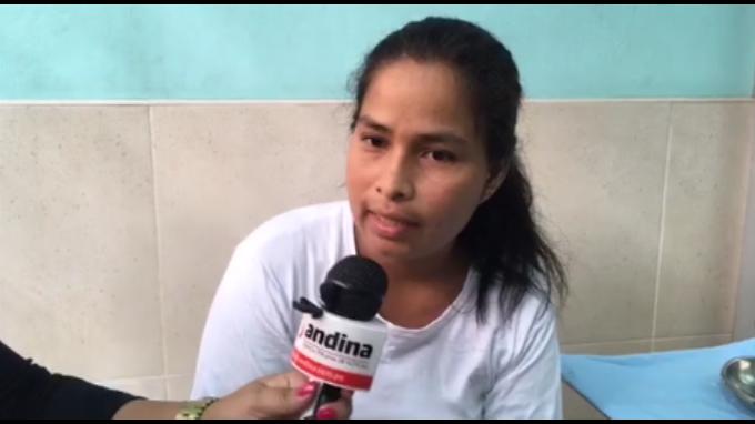 Evangelina Chamorro envía mensaje a damnificados de Piura