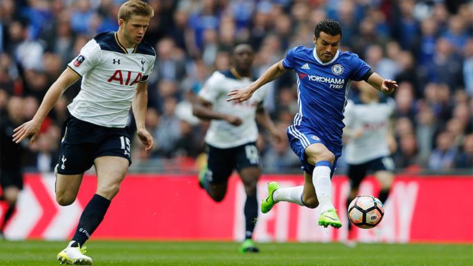 Chelsea derrota 4-2 Tottenham y jugará la final de Copa de Inglaterra