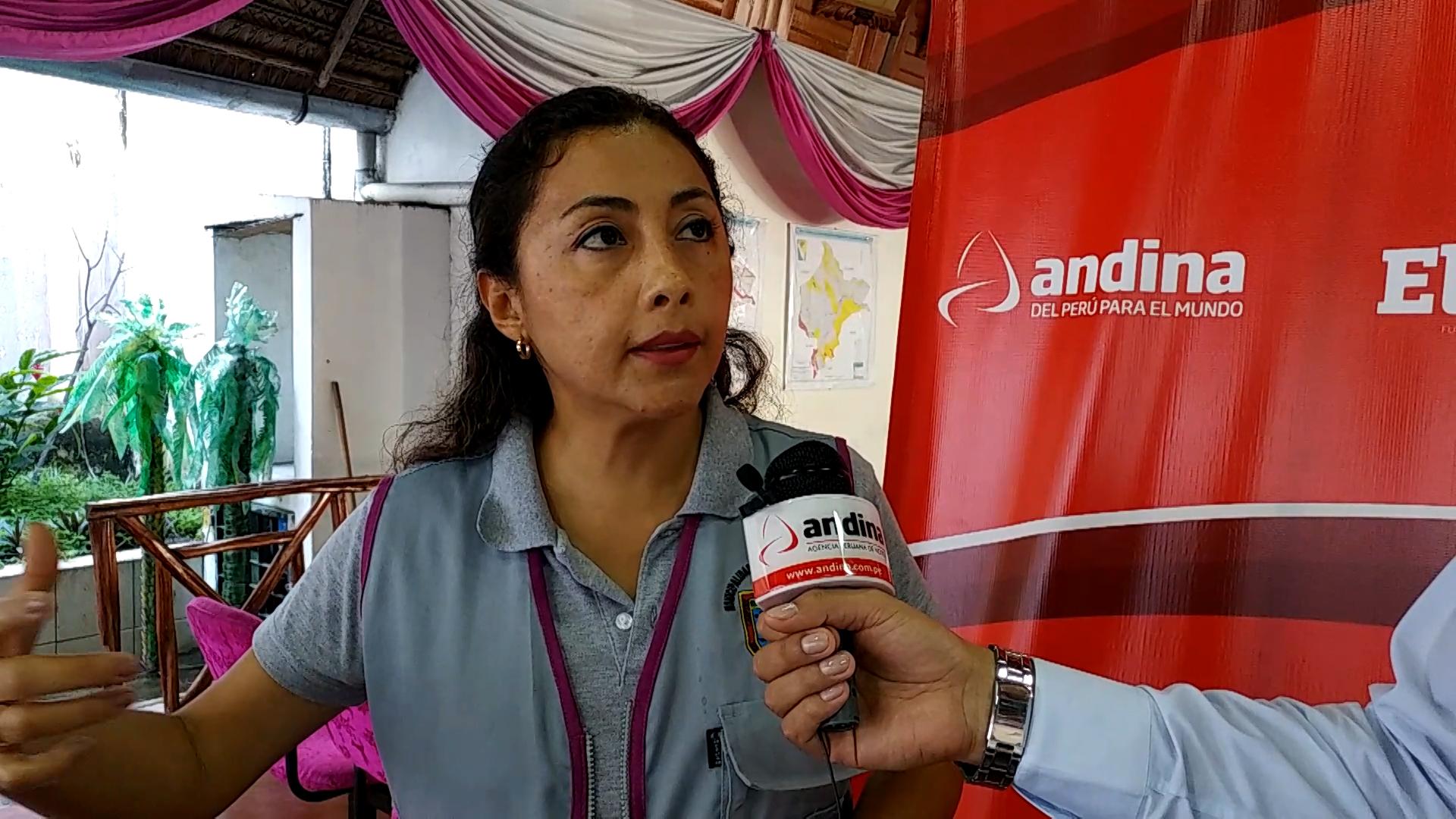 Alcaldesa de Maynas destaca descentralización en las regiones