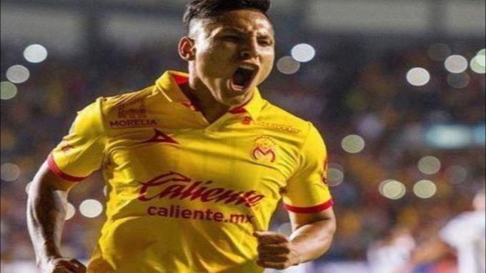 """""""Hat-trick"""" de Ruidíaz le permite al Morelia seguir soñando con la permanencia en México"""