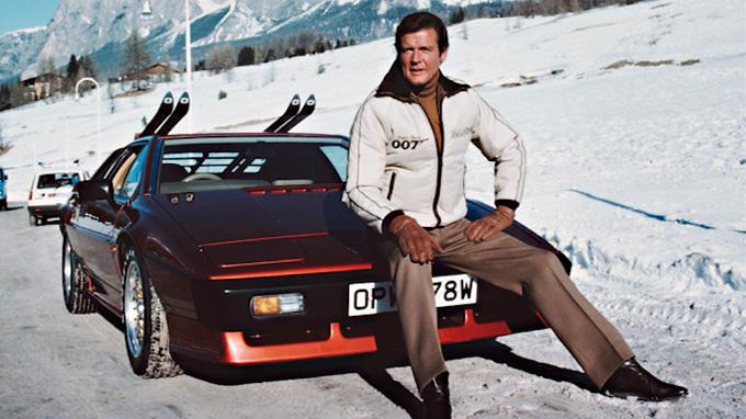 Hasta siempre, Roger Moore