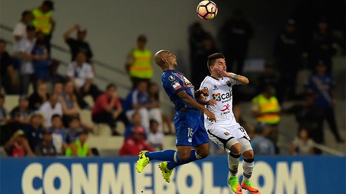 Copa Libertadores: Melgar fue goleado3-0 por Emelec