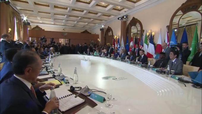 El G7 concluye con desacuerdos sobre el cambio climático