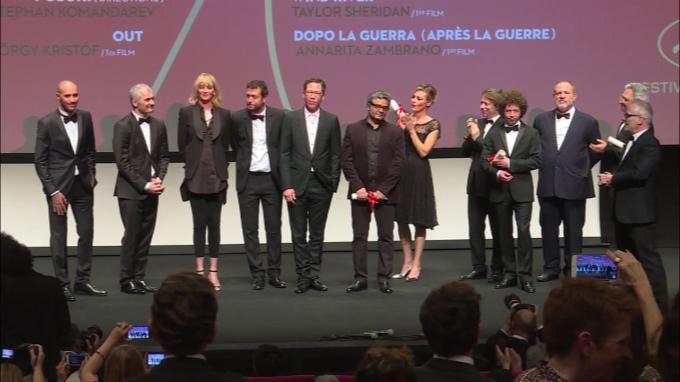 Cineasta mexicano Michel Franco se lleva otro premio en Cannes
