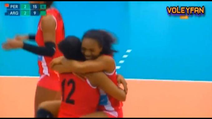 Voleibol: Perú accede a semifinales de la Copa Panamericana al derrotar 3-2 a Argentina