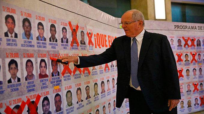 Kuczynski: se darán recursos a la PNP para garantizar seguridad del país