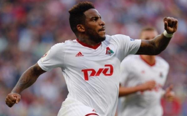 Farfán anotó en triunfo del Lokomotiv de Rusia contra el CSKA