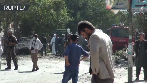 Más de 30 muertos tras explosión de coche bomba en Afganistán