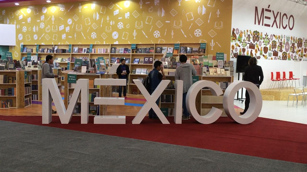 Conozca el stand de México, el país invitado a la FIL 2017