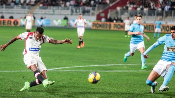 Universitario y Sporting Cristal igualaron 1-1