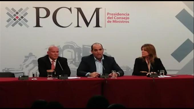 PCM: Reconstrucción generará 150,000 nuevos empleos