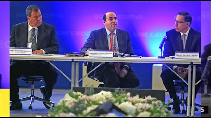V Gore Ejecutivo se inaugura en Lima
