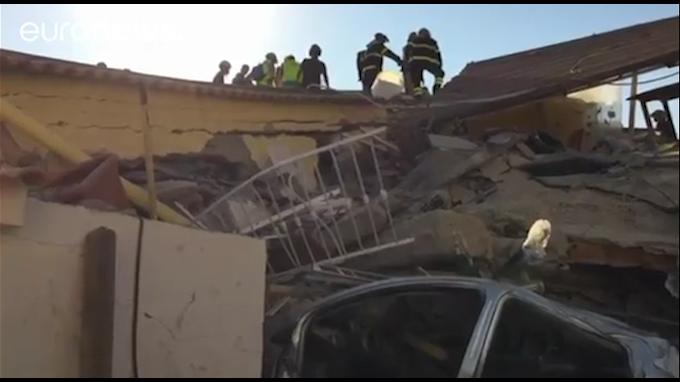 Sismo en isla italiana de Ischia deja al menos dos muertos