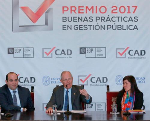 Kuczynski: no podemos cesar en mejorar la calidad de la educación