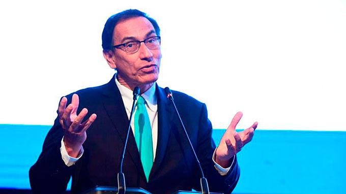 Vizcarra: la minería es sumamente importante para la economía del país