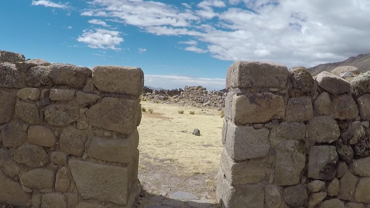 Hallan templo inca en Arequipa