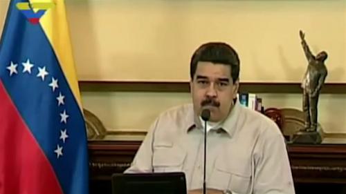 """Venezuela acusa a EEUU de """"terrorismo psicológico"""""""