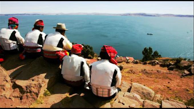 Isla Taquile será el primer punto de plataforma PIAS en el lago Titicaca
