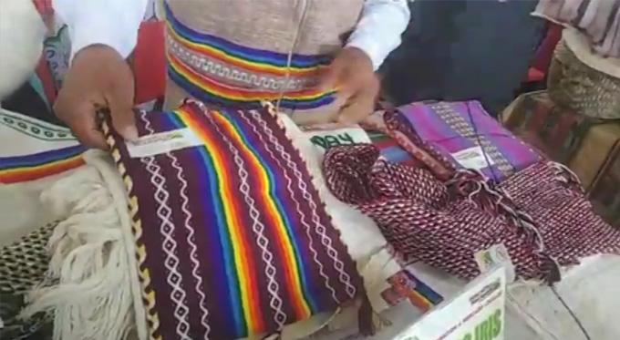 Foncodes capacita y apoya artesanos textiles de La Libertad