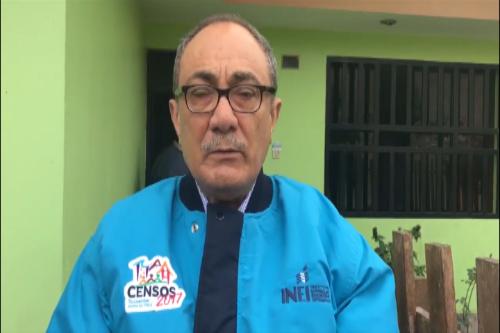 Ministro de Educación: en Villa El Salvador invoca a participar en censo