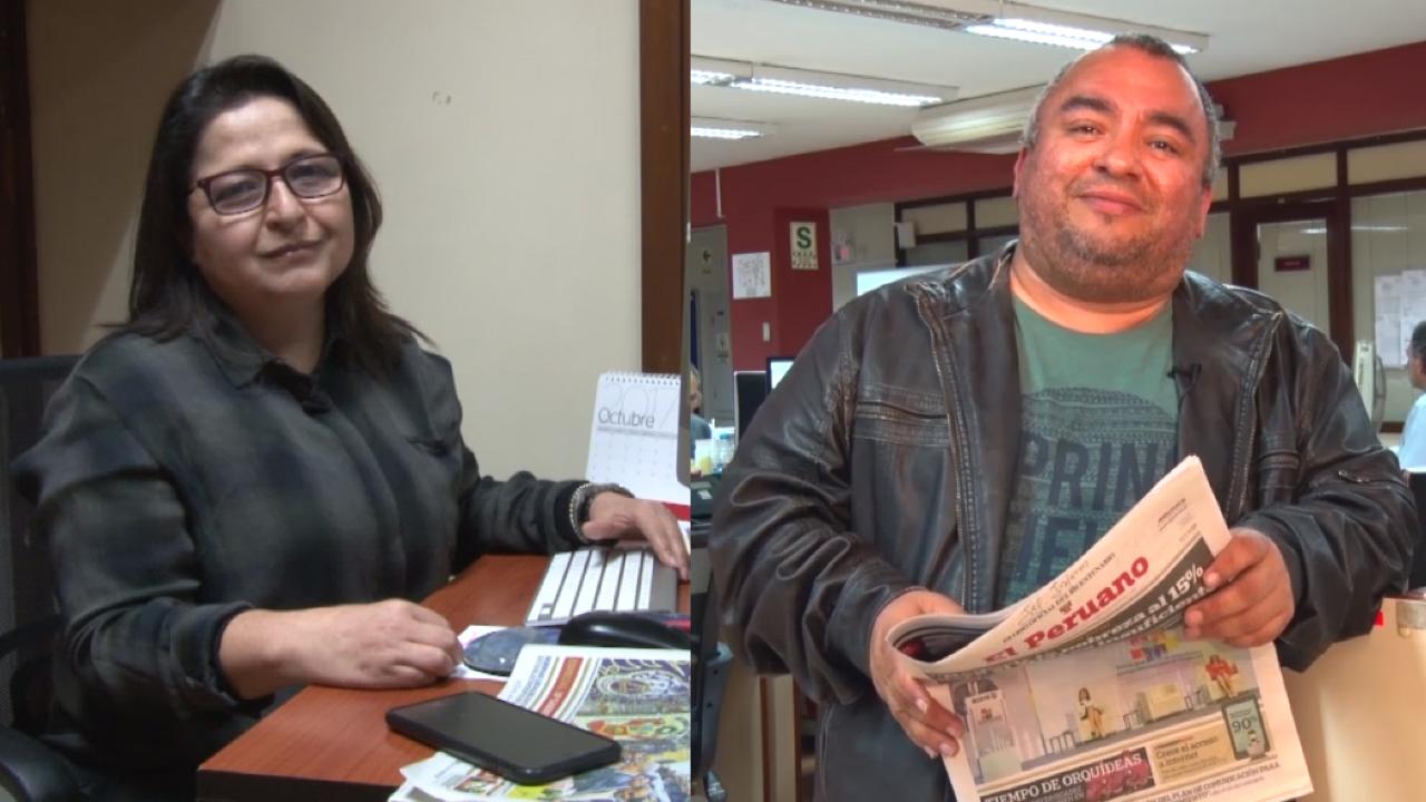 #ElPeruano192años: hablan sus periodistas
