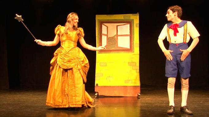 Comentario a la obra teatral para ni os las aventuras de for La cocina obra de teatro