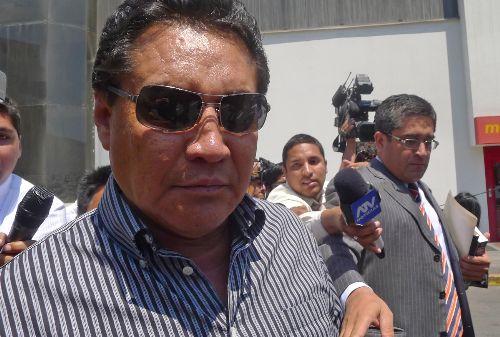 Ex alcalde de San Juan de Lurigancho, Carlos Burgos