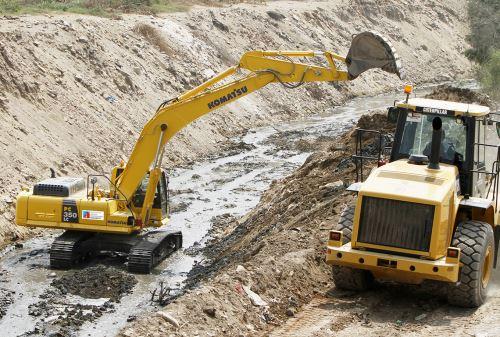 Construcción de acueductos