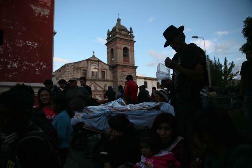 Declaratoria reconocería importancia de las manifestaciones culturales de Ayacucho.