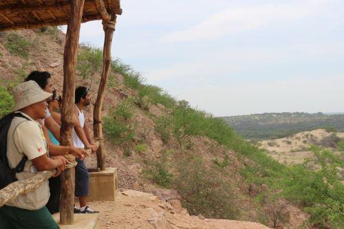 Santuario preserva diversas especies de flora y fauna.