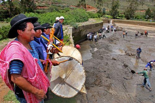 El Sistema de Jueces de Agua de Corongo fue declarado Patrimonio Cultural de la Nación en 2014.