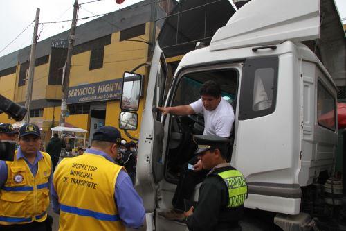 Resultado de imagen para El 54 % De Conductores Infractores Limeños Sufre Ansiedad Al Manejar