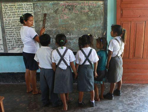 Buscarán recuperar clases escolares en San Martín